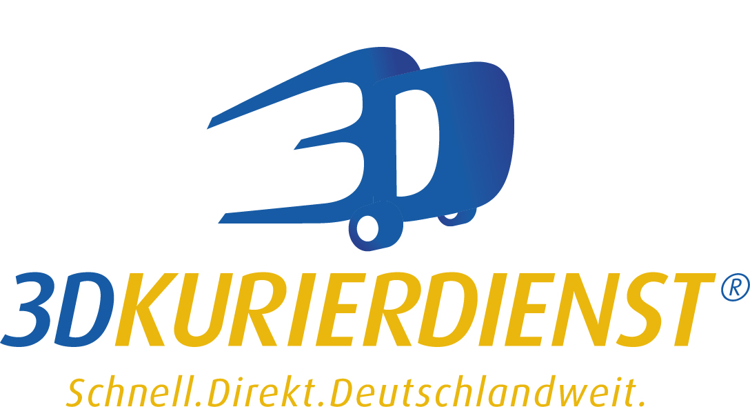 Logo vom 3D-Kurierdienst aus Bochum