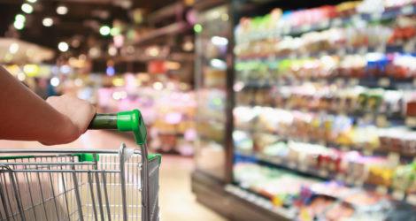 Der Supermarkt Ihres Vertrauens
