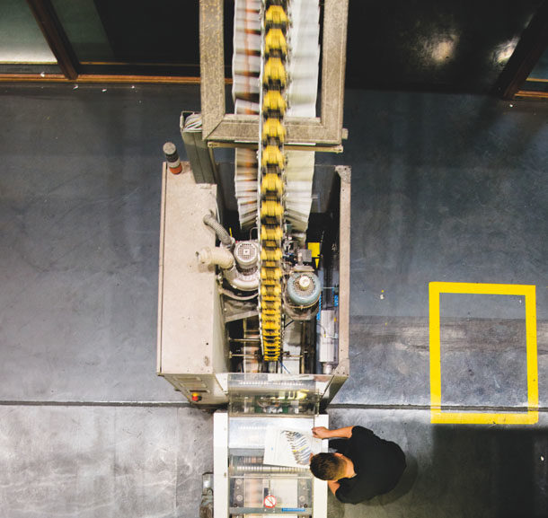 Alltag Druckerei