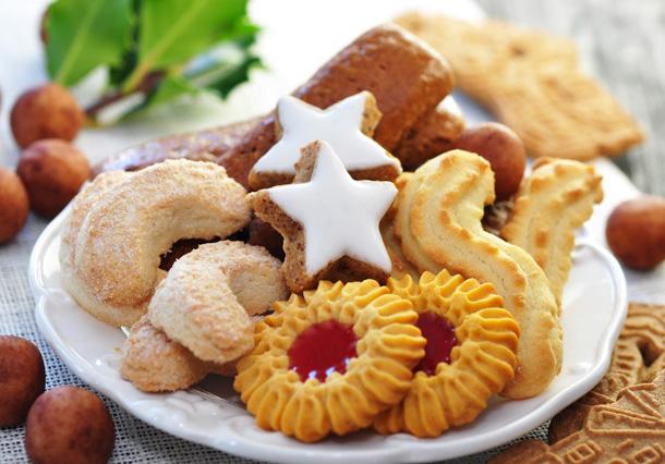 Traditionelles Weihnachtsgebäck.Traditionelles Weihnachtsgebäck Impuls Magazin