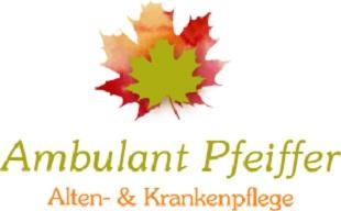 Alten- und Krankenpflege Pfeiffer in Bergen auf Rügen