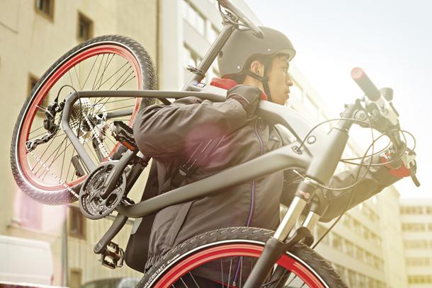 BMW Fahrrad