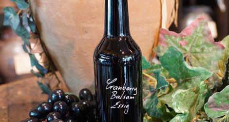 Cranberry Essig Weihnachten