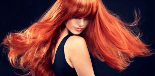 Festliche Haarfarben zum Fest