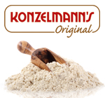 Der Eiweiß-Mehl-Mix von Konzelmann´s Original
