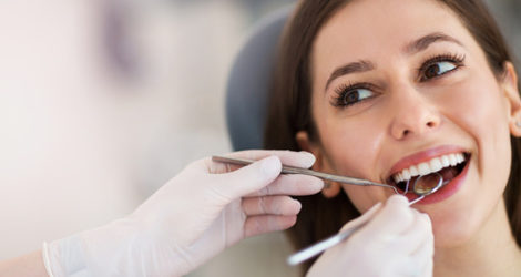 Ein Zahnarztbesuch muss nicht unangenehm sein.