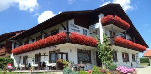 Gästehaus Bergfrieden Bad Bayersoien