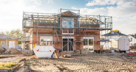 Ein Hausbau erfordert vorher eine Gründungsberatung