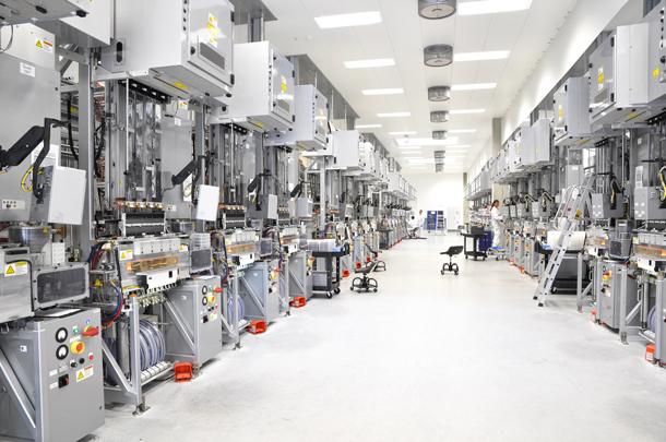 Industrie Anlagen Technologie
