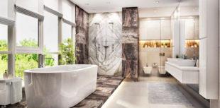 Veredeln Sie Küche, Bad und Co. mit Naturstein.