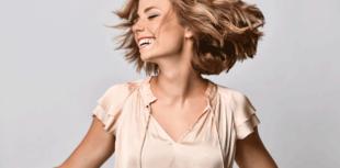 Schöne Frisuren für jede Gesichtsform