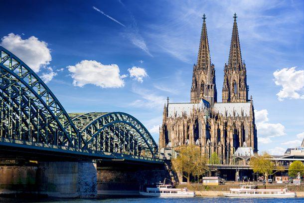 Das Rheinland hat vieles zu bieten.