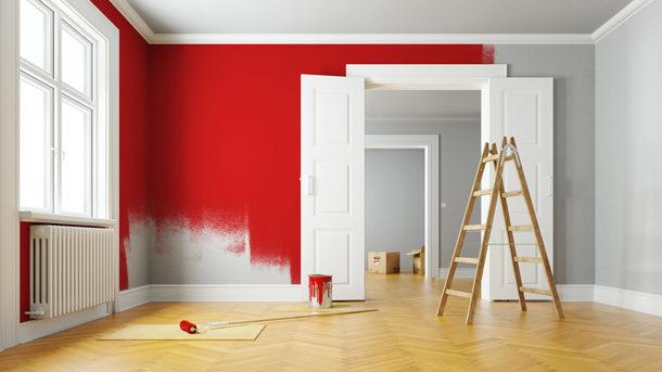 Frische Einrichtungsideen umsetzen mit einem Room Makeover.