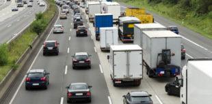 Kurierdienste sind jeden Tag auf deutschen Straßen unterwegs.