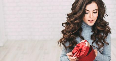 Großartige Frisuren für den Valentinstag.